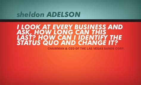 sheldon adelsoni look at every