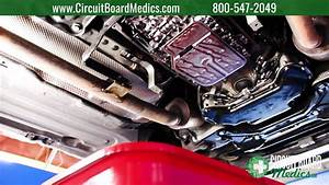 How To Change The Transmission Fluid In A Mercedes