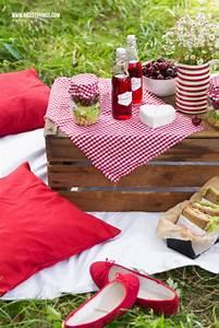 Romantisches Picknick Ideen : picknick ideen und rezepte f rs p rchen picknick la ~ Watch28wear.com Haus und Dekorationen