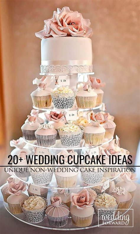 totally unique wedding cupcake ideas