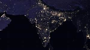 NASA releases images of night-time view of India