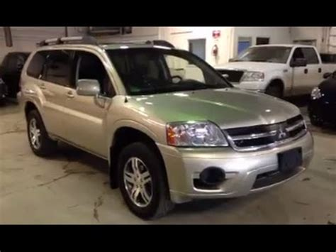 mitsubishi endeavor awd dr se north side