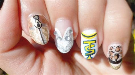 Shake It Off! Inspired Nail Art · How To
