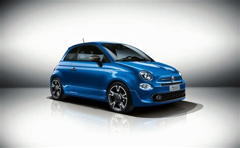 Fiat Launches Sporty 500s Version In Geneva Carscoopscom