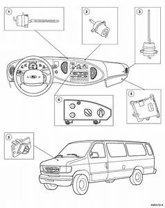 I Need Info On The Blend Air Door For A 1998 Ford Econoline E250 Model