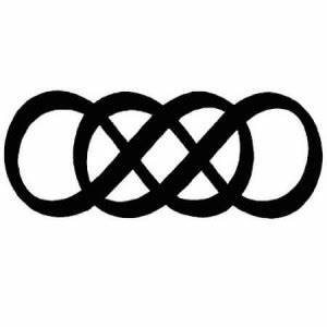 Tatouage Symbole Vie : 2 tatouages temporaires double infini symbole vie relation ternelle ~ Melissatoandfro.com Idées de Décoration