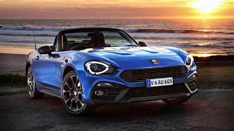 review  fiat abarth  spider review
