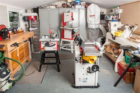 Workshop Ideas  How To Set Up A Garage Workshop