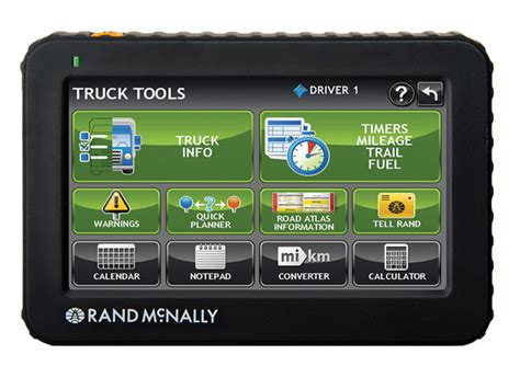 tnd  truck gps