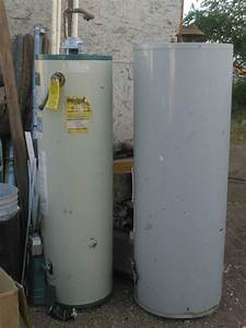 Reliance Gas 501 Water Heater Manual