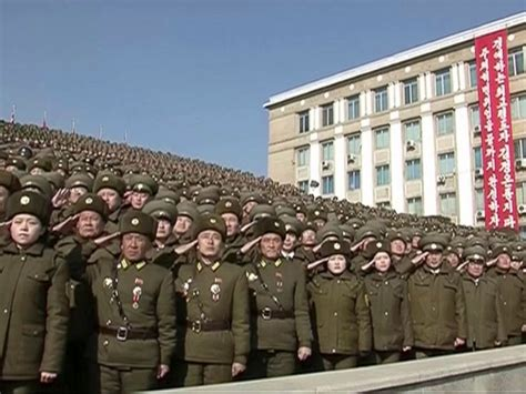 Why N. Korea's Goose-stepping Military Parade Was More