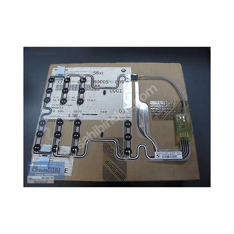 siege bmw serie 1 tapis capteur de détection de passager tapis sensitif