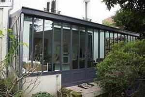 Veranda Style Atelier : extension de maison au style atelier d 39 artiste turpin longueville basileek verriere deco ~ Melissatoandfro.com Idées de Décoration