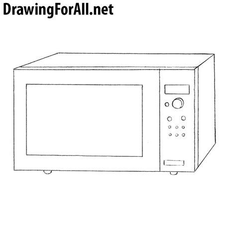 draw  microwave drawingforallnet