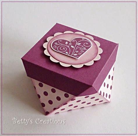 geschenkbox selber basteln anleitung schachtel selber basteln schachteln basteln f r kleine geschenke vorlagen und ideen schachtel