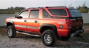 Jason Chevrolet Avalanche Truck Toppers
