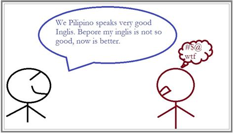Punning In Philippines 1) Deplorable English, Witty Puns