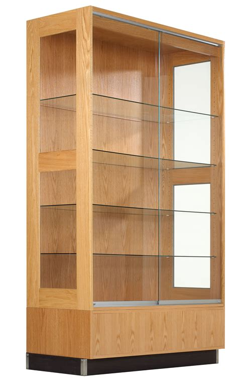 sliding door display cabinet contemporary wall display cabinet feature clear glass