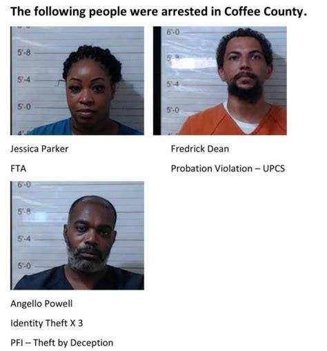 Elba police make arrest in murder case Coffee County Mugshots :: RickeyStokesNews.com!