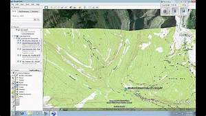 Google Earth  Adding Topo Map Layer