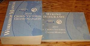 1998 Crown Victoria Grand Marquis Service Set 98 Service And The Wiring Diagrams