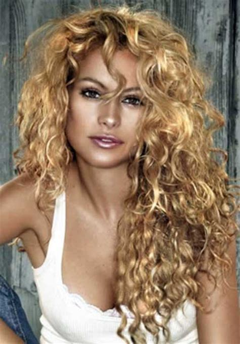 25 Best Curly Hairstyles   Hairstyles & Haircuts 2016   2017
