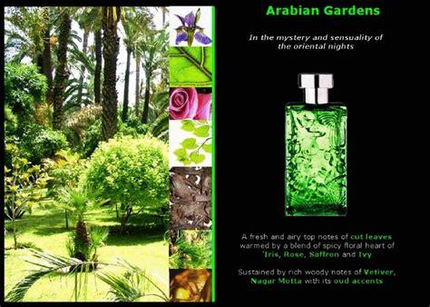 Arabian Gardens Nicolas Danila Perfume