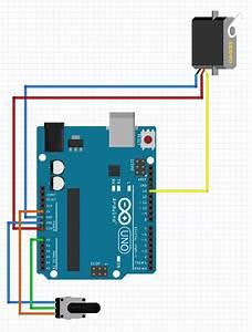 Arduino Projects  Servo Potentiometer Control
