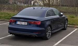 Audi A3 Berline 2016 : s3 berline essai audi s3 berline 2014 contreappel 03 contreappel audi s3 2012 page 20 auto ~ Gottalentnigeria.com Avis de Voitures