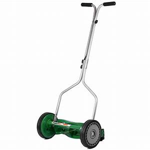 Scotts Reel Push Lawn Mower Manual Walk Behind 5