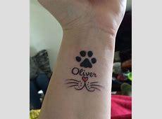 Tatouage Chat Porte Bonheur Tattoo Art