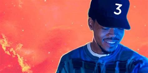 Chance The Rapper For Making 'coloring Book