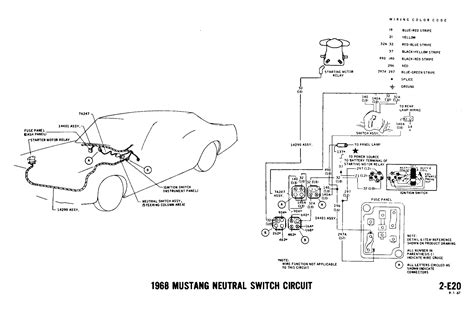 67 mustang gta ignition wiring id required ford mustang forum