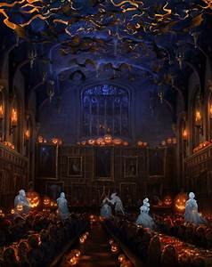 20 Harry Potter Halloween Decorations Ideas