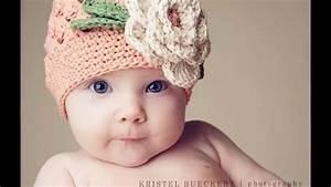 Gorros Tejidos Gancho Para Bebes