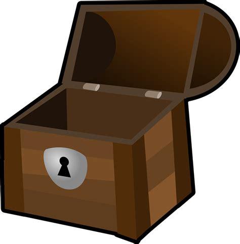 metal tool box chest treasure box free vector graphic on pixabay