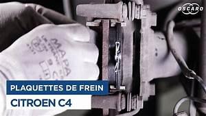 Changer Les Plaquettes : citro n c4 1 6 hdi changer les plaquettes de frein arri re youtube ~ Maxctalentgroup.com Avis de Voitures