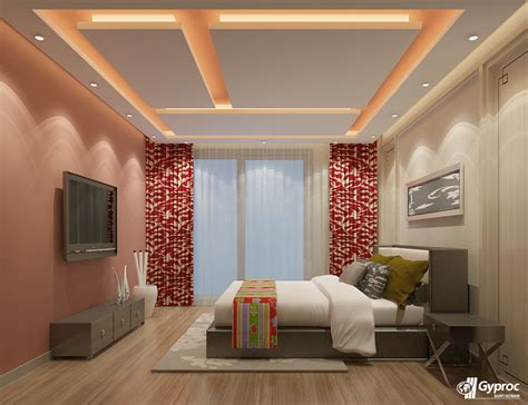 Bedroom Ceiling Design by This Gracious And Artistic Falseceiling Will Definitely