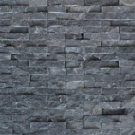 vidaXL Wall Cladding Panels 5 pcs Marble Black 0.5 m²