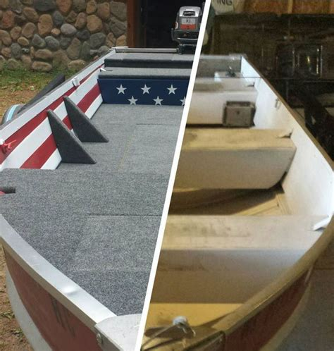 Aluminum Fishing Boat Project by Aluminum Boat Fishing Conversation And Restoration