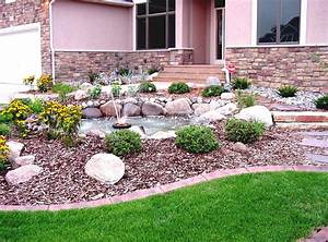 House front landscaping ideas bright design marvelous for Garden design ideas for front of house