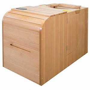 1 Mann Sauna : lifesmart 1 person full spectrum infrared sauna with plug ~ Articles-book.com Haus und Dekorationen
