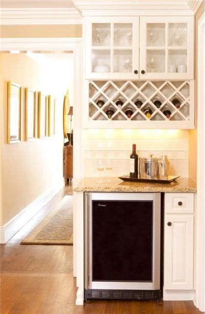 liquor cabinet with wine fridge 26 wine storage ideas for those who don t have a cellar