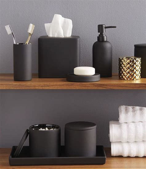 Best 25+ Black Bathroom Decor Ideas On Pinterest Elegant