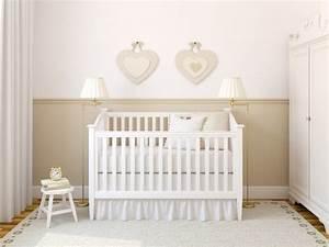 1001 conseils pour trouver la meilleure idee deco With chambre bébé design avec robe blanche à fleurs