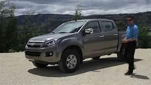 Conoce La Nueva Chevrolet Dmax 2014