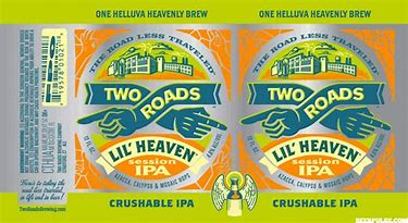 Image result for two raods session ipa
