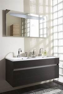 Poignée Meuble Salle De Bain : meuble salle de bain wenge leroy merlin ~ Dailycaller-alerts.com Idées de Décoration