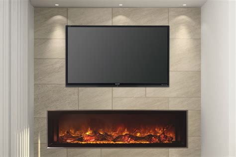 Electric Fireplace   Modern Flames