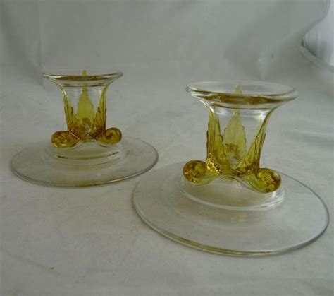 Clear Candlestick Holders by 17 Best Images About Candlestick Holders On